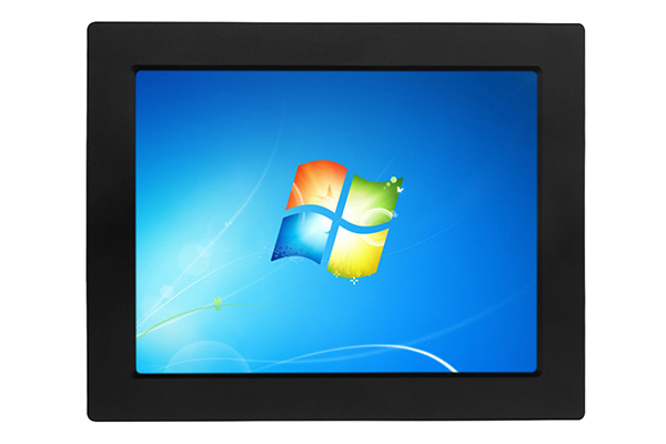 12.1 Inch J1900 Resistive Touch Panel Mount Industrial Panel Panel Pc