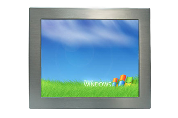 19 Inch Panel Mount Industrial Panel PC